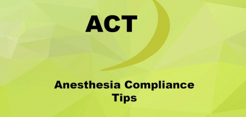 False Claims Act and Anesthesia